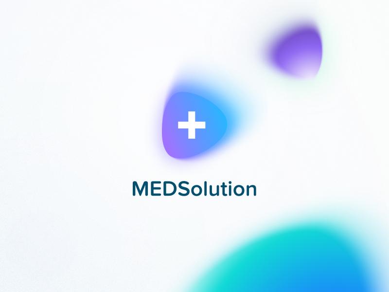Case Study Crm Medicine Logo by Nicolas Kayser
