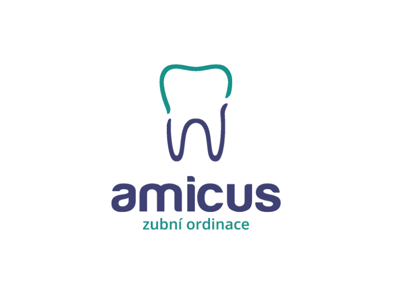 Logotipo dental de Tomas Kraus