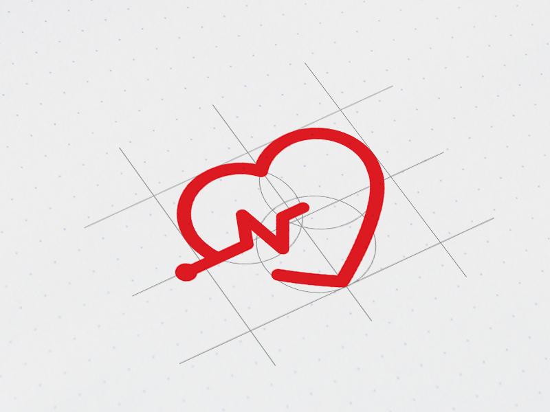 Logotipo para Cardiac Hospital por Saikiran Tati