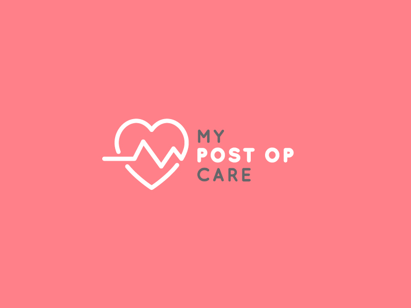 My PostOp Care (alt proposed logo) by Crisy Meschieri