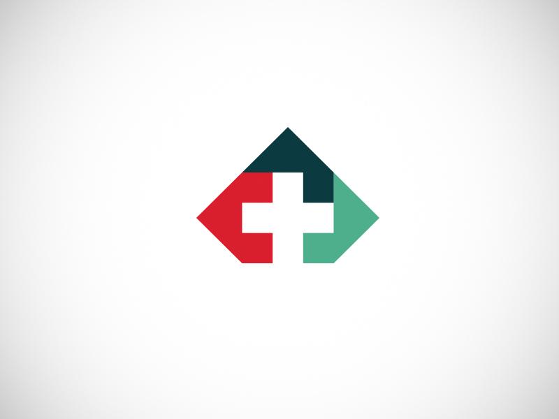 TriTown Health Logo by Mark Battle