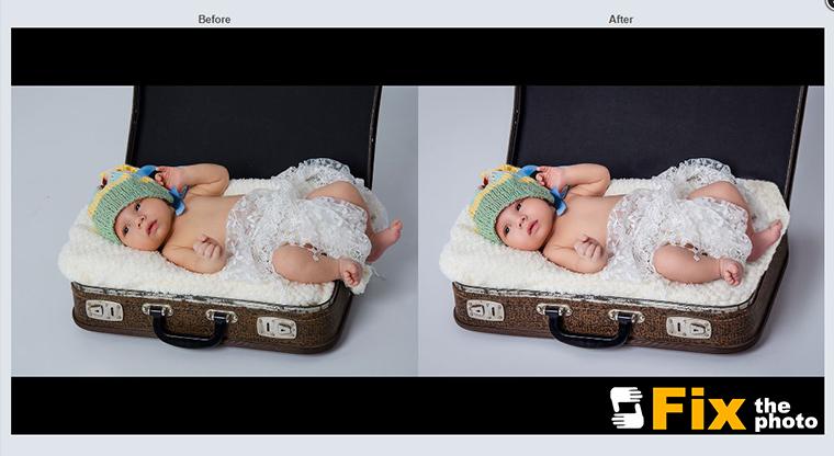 Baby Photo Correction - Fixthephoto Review