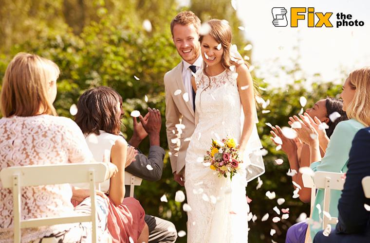 Wedding Photo Editing Service - Fixthephoto Review