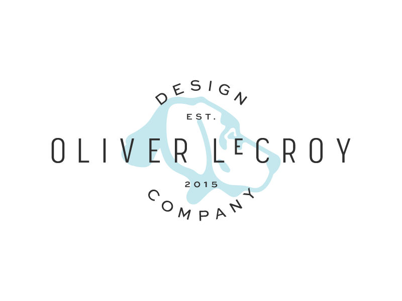 Furniture Logo - Oliver Lecroy Design Co. Branding by Josh Carnley