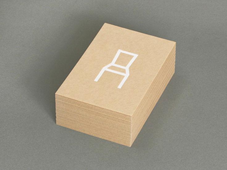 Furniture Logo - Eeken - Wooden Furniture Manufacturer by Studio Monique Goossens