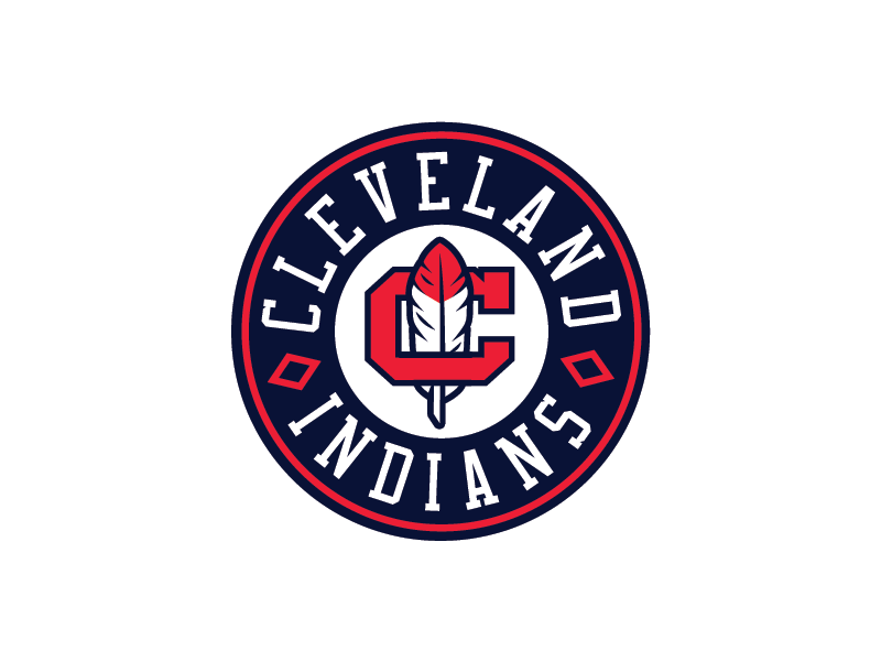Cleveland Indians Concept by Adam Walsh