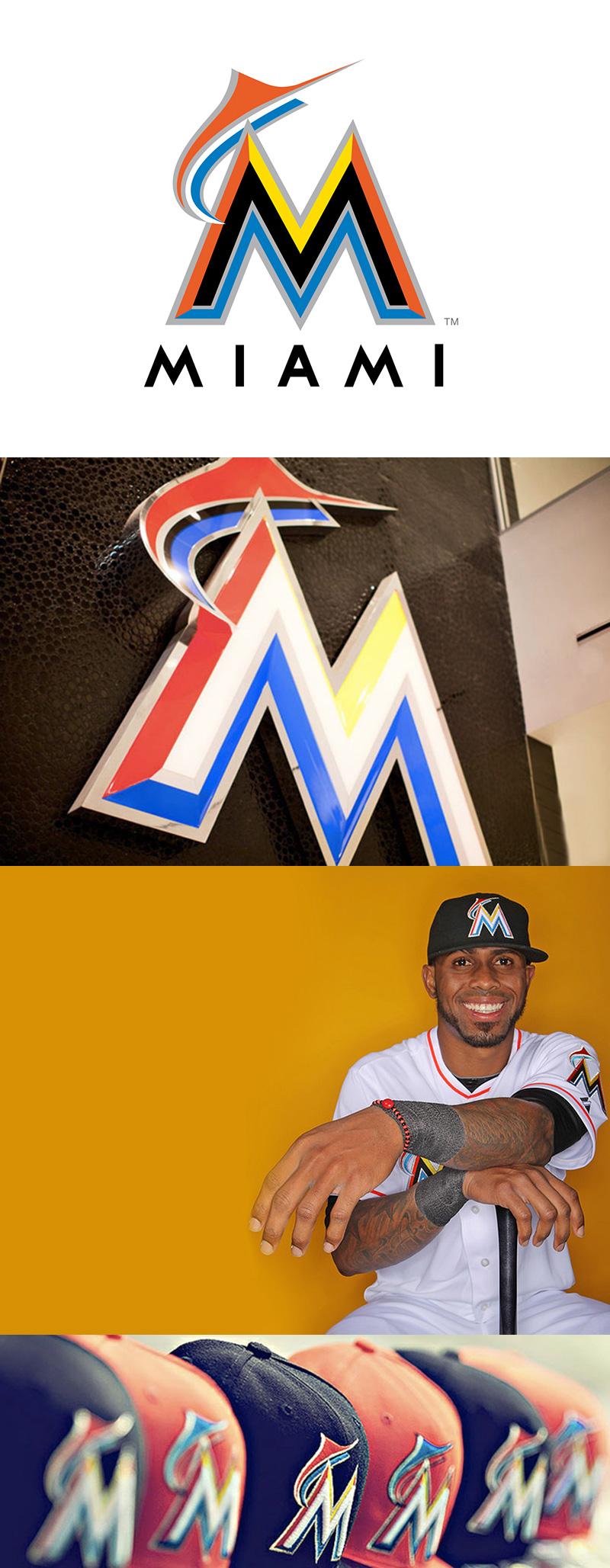 Miami Marlins Brand Identity