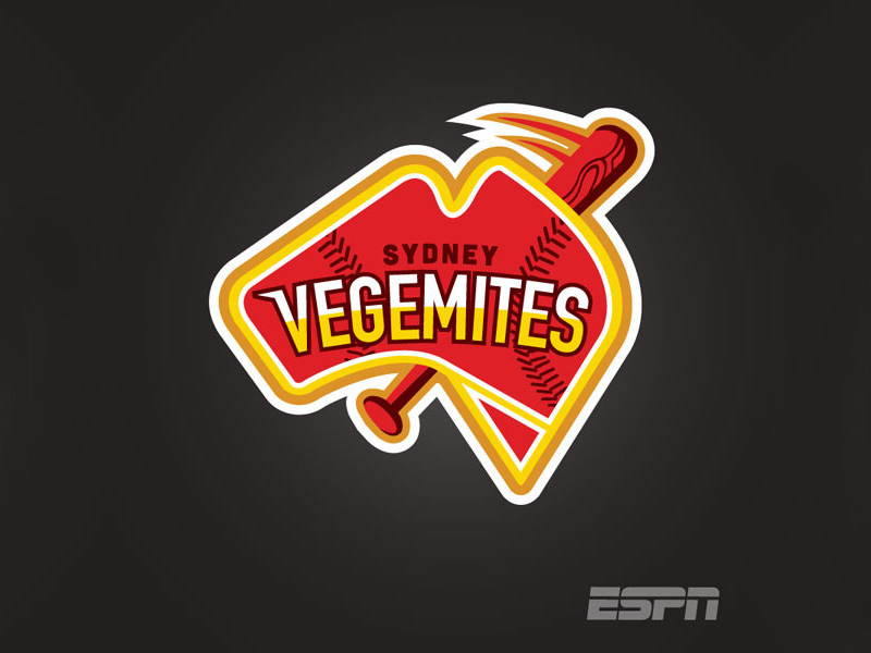 SYDNEY VEGEMITES by Samuel
