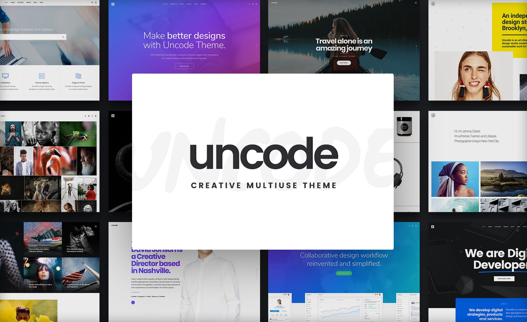 Web Tools & Services - Uncode