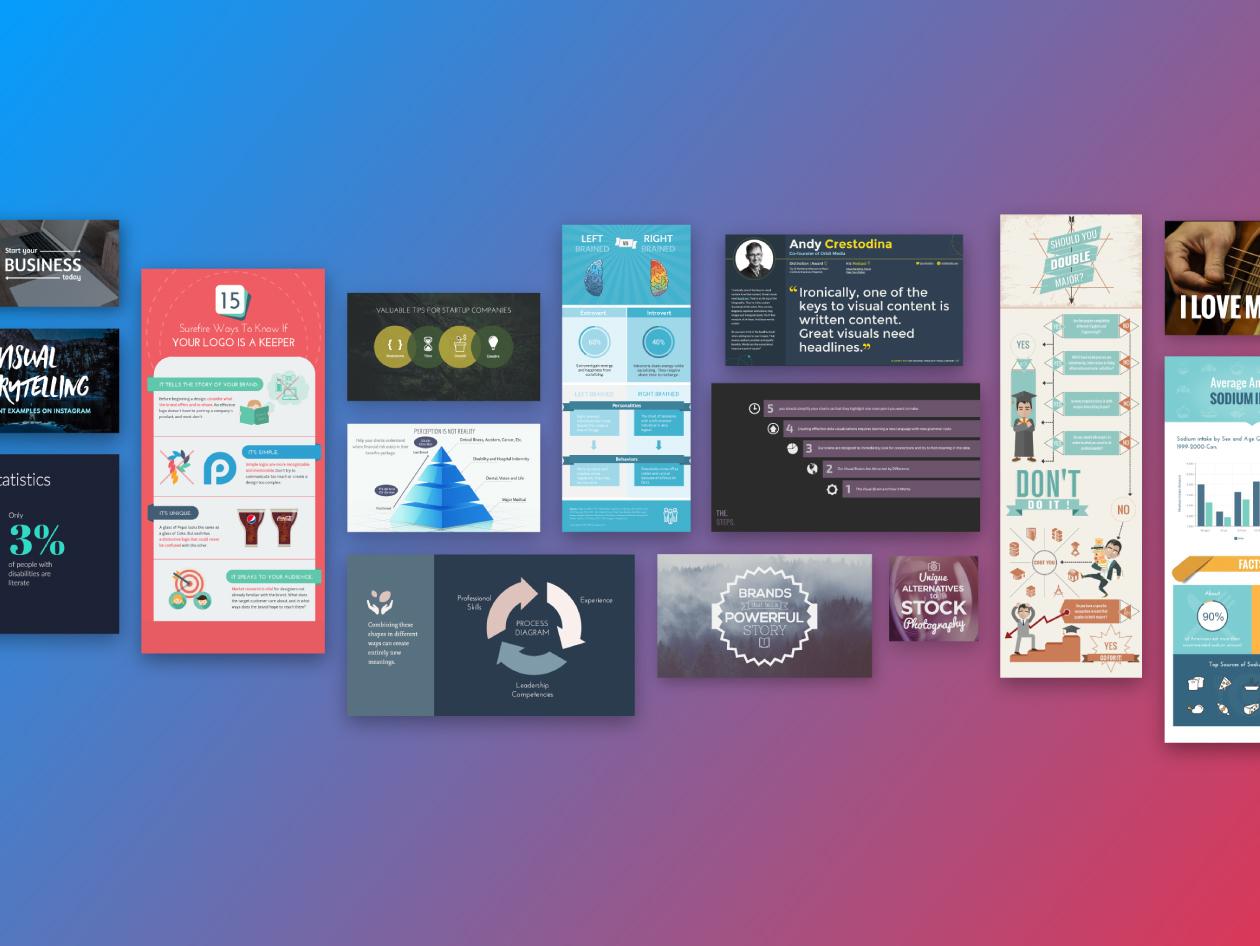 Popular Web Tools - Visme