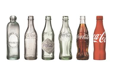 Unique Coca-Cola's Bottle