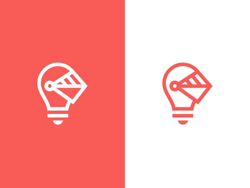 Creative Soldier / logo design by Deividas Bielskis
