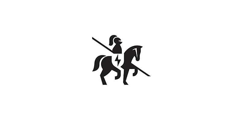 Horseman by George Bokhua