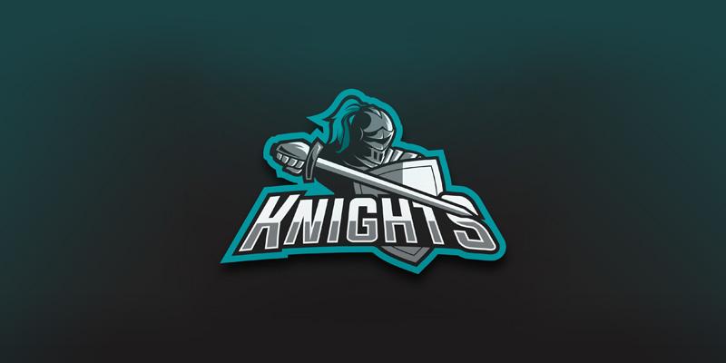 Knight eSports Logo - Knight Mascot Logo by Lobotz Logos
