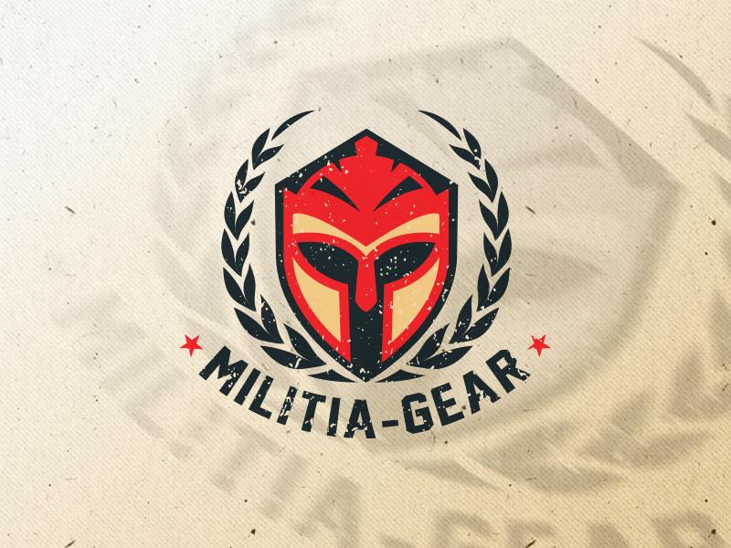 Militiagear Logo by Junoteam