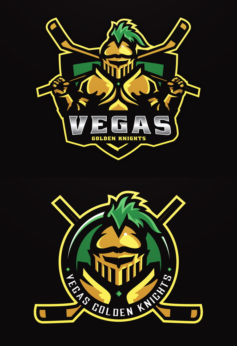 Vegas Golden Knights by Matthew Doyle