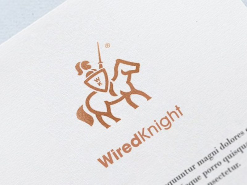 WiredKnight by Nikhil Chaudhary