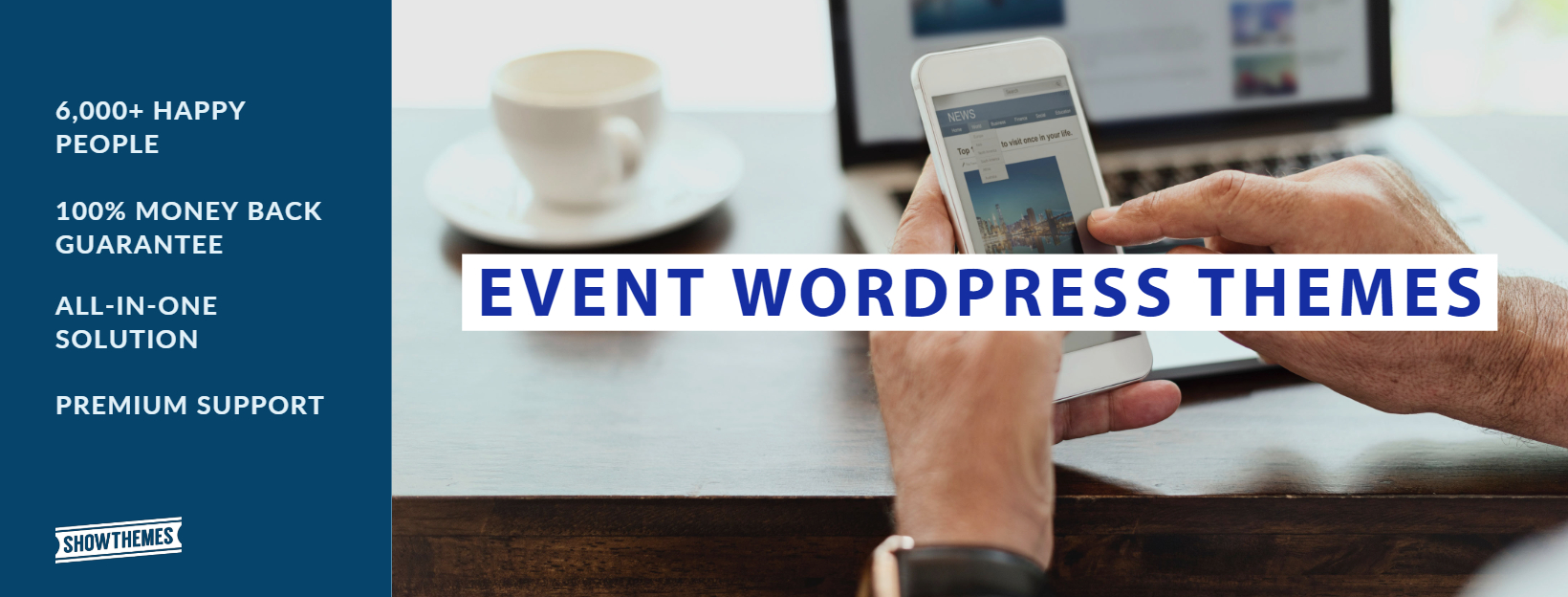 WordPress Event Themes - Best Web Tools for Designers and Developers