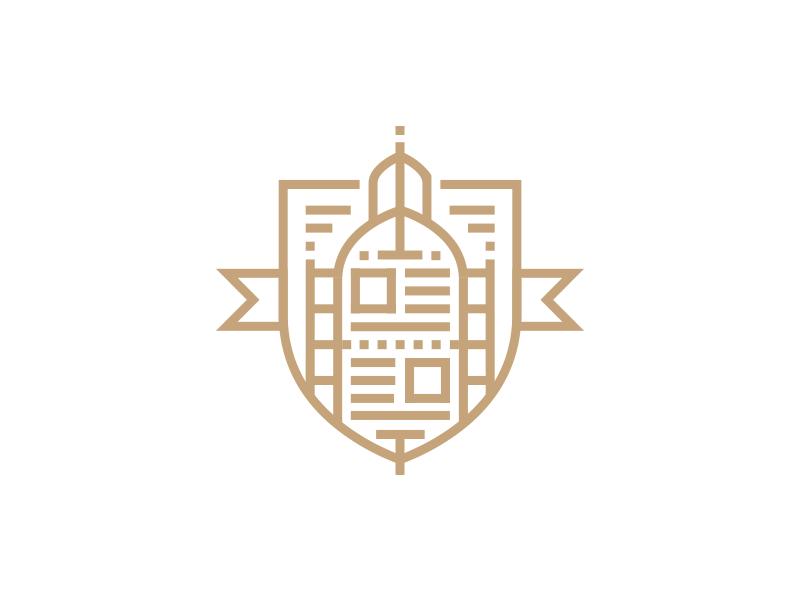 Media Logo Monoline