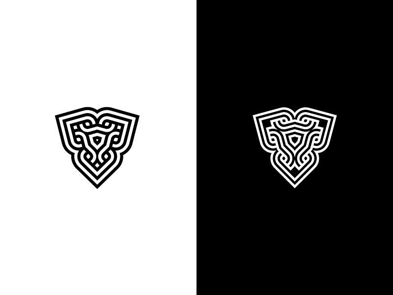 Shields Monoline Logo