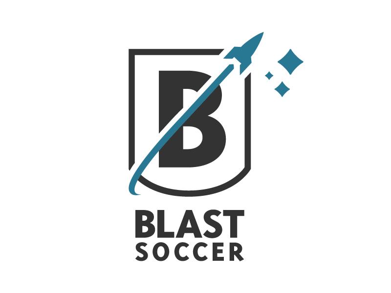 Blast Soccer by mat van orden - rocket logo