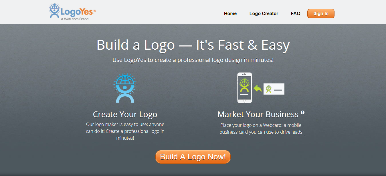 LogoYes Free Logo Maker