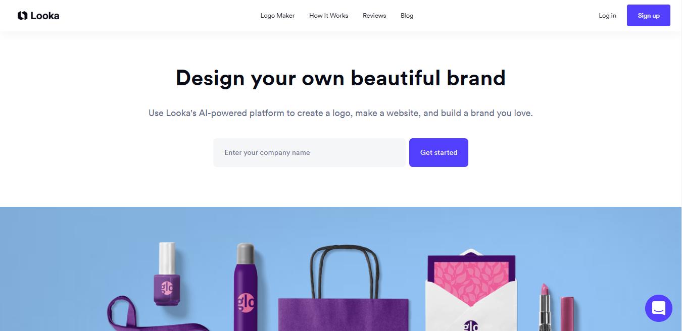 Looka Free Logo Maker