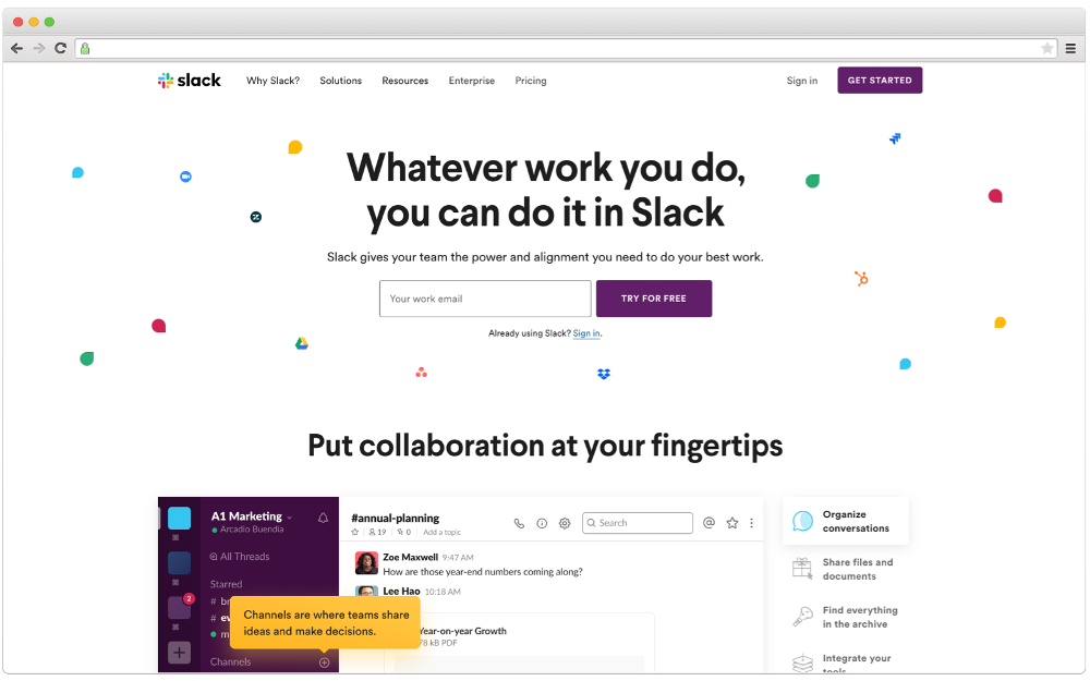 Slack - Great Brand Stories