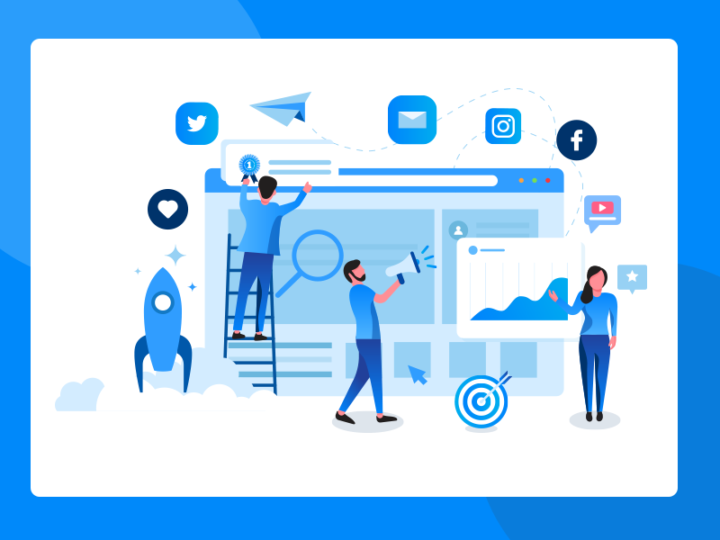 How Your Company Branding Needs to Change for Each Social Channel
