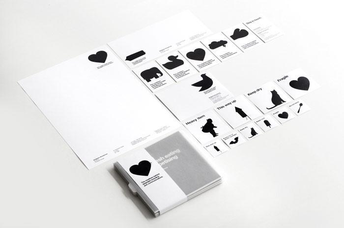 Designers Anonymous  identity package