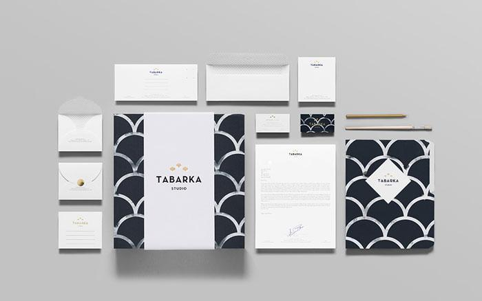 Tabarka Studio  identity package