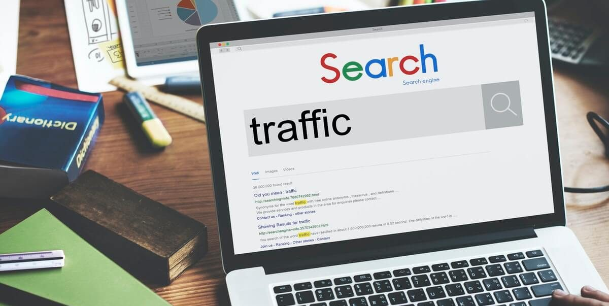 Blog SEO Traffic