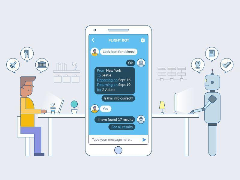 Chatbots Marketing Trends 2020
