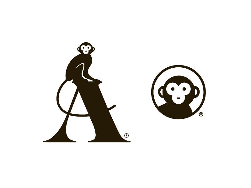 Idea de diseño de logotipo de barbería - Marca APE