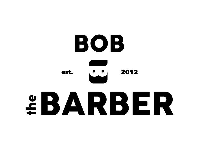 Idea de diseño de logotipo de barbería - Bob the Barber