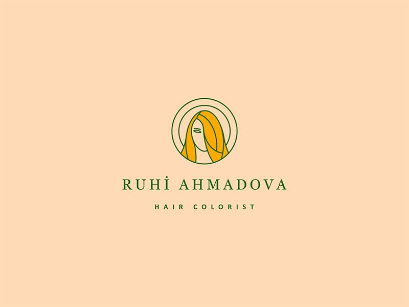 Barbershop Logo Design Idea - Ruhi Ahmadova