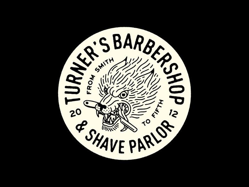 Idea de diseño de logotipo de barbería - Tuner's I