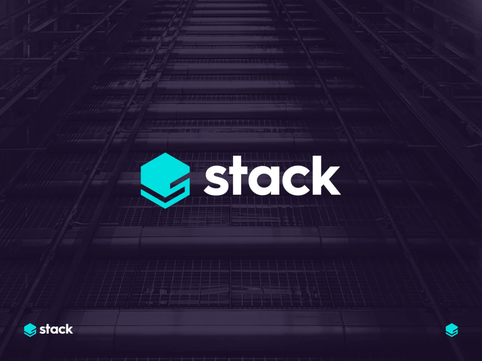 Choose The Right Colors - Stack Logo