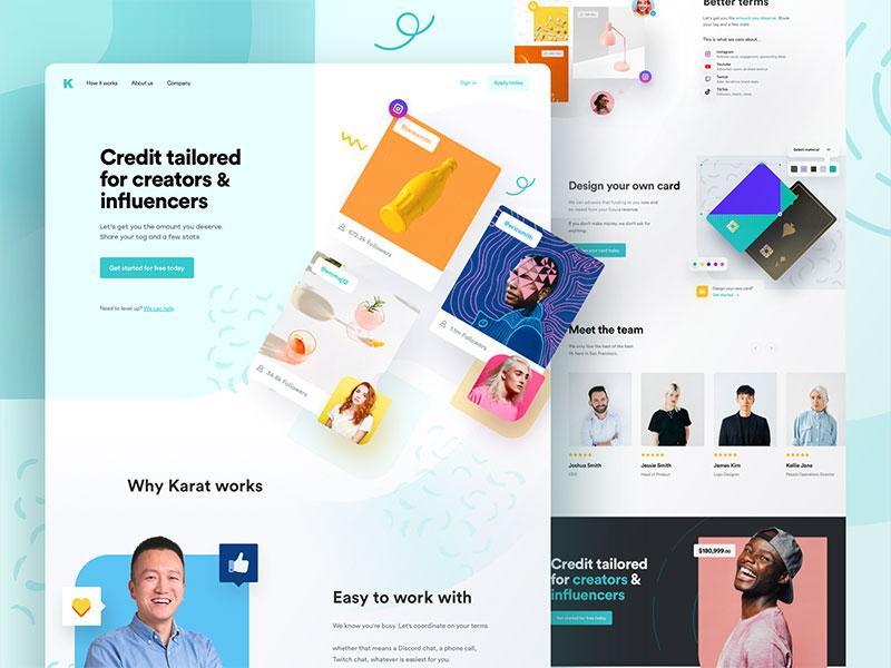 Develop Website
