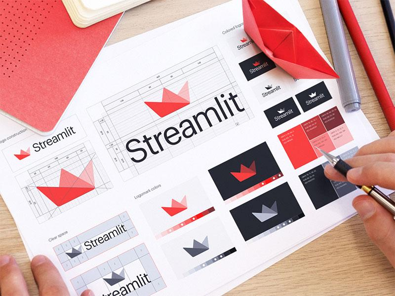 Streamlit Visual Identity