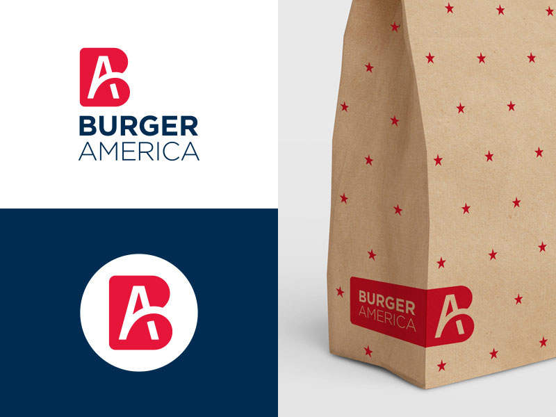 Burger America Logo