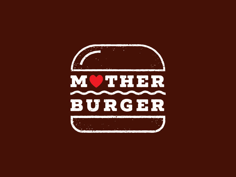 Mother Burger Logo