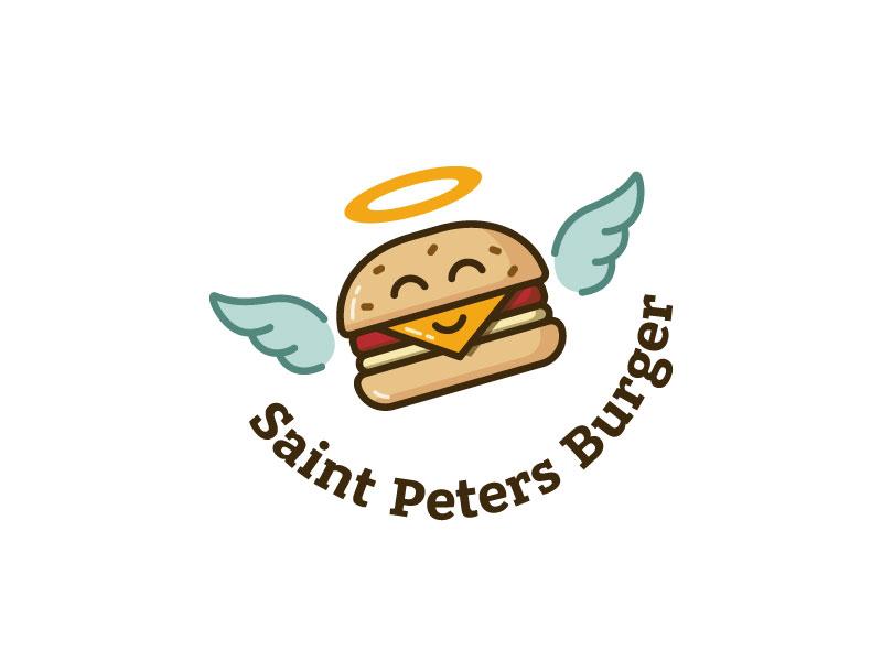 Saint Peters Burger Logo