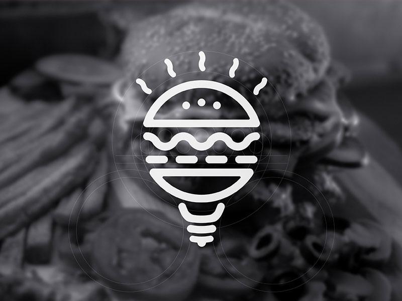 THE BURGER THEORY Logo