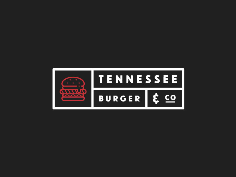 Tennessee Burger & Co. Logo