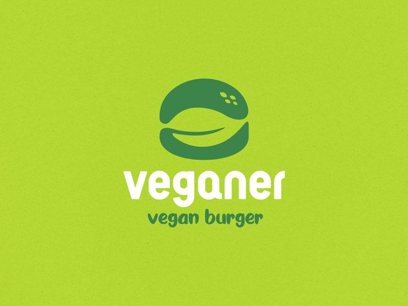 Veganer Logo
