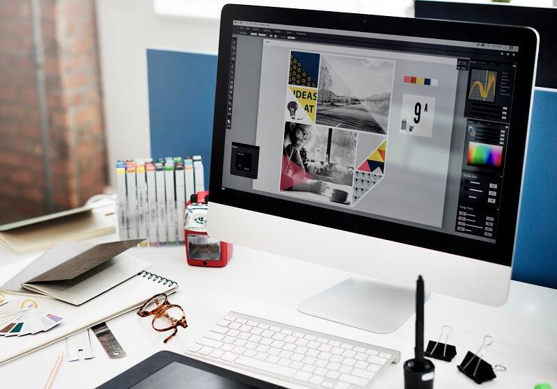 Brand Logo Design Steps