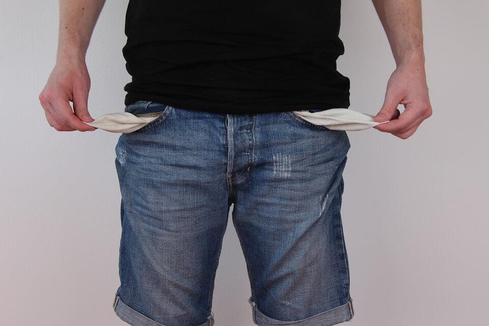 Ignoring Cash Burn Mistake