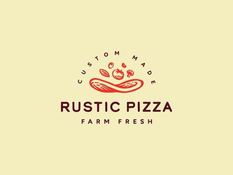 Mejores diseños de logotipos para Pizza