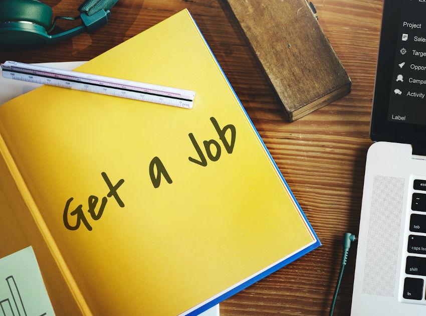 Get your job